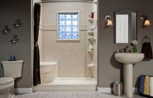 Snohomish Shower Installation new shower installation 300x192