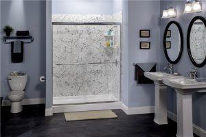 Kennewick Shower Remodel shower renovation remodel 300x200