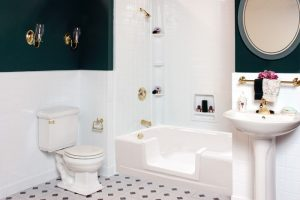 Otis Orchards Bath Remodel step thru tub insert 300x200