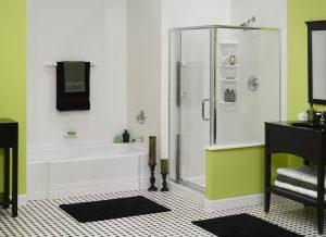 Mead Bathtub Installation tub shower combo 300x218